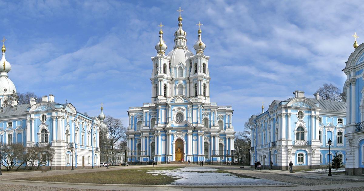 Смольный кафедральный собор