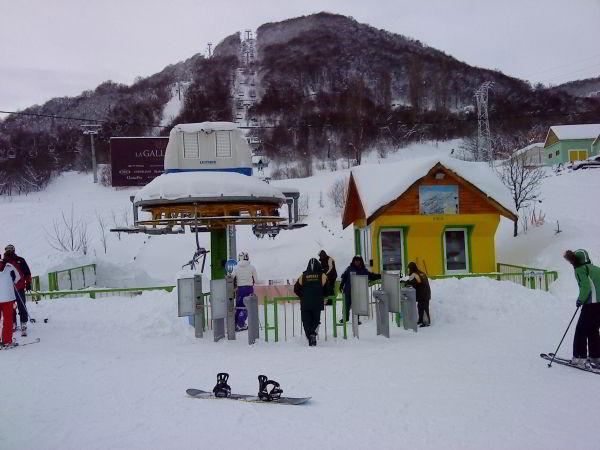 Курорт Цахкадзор