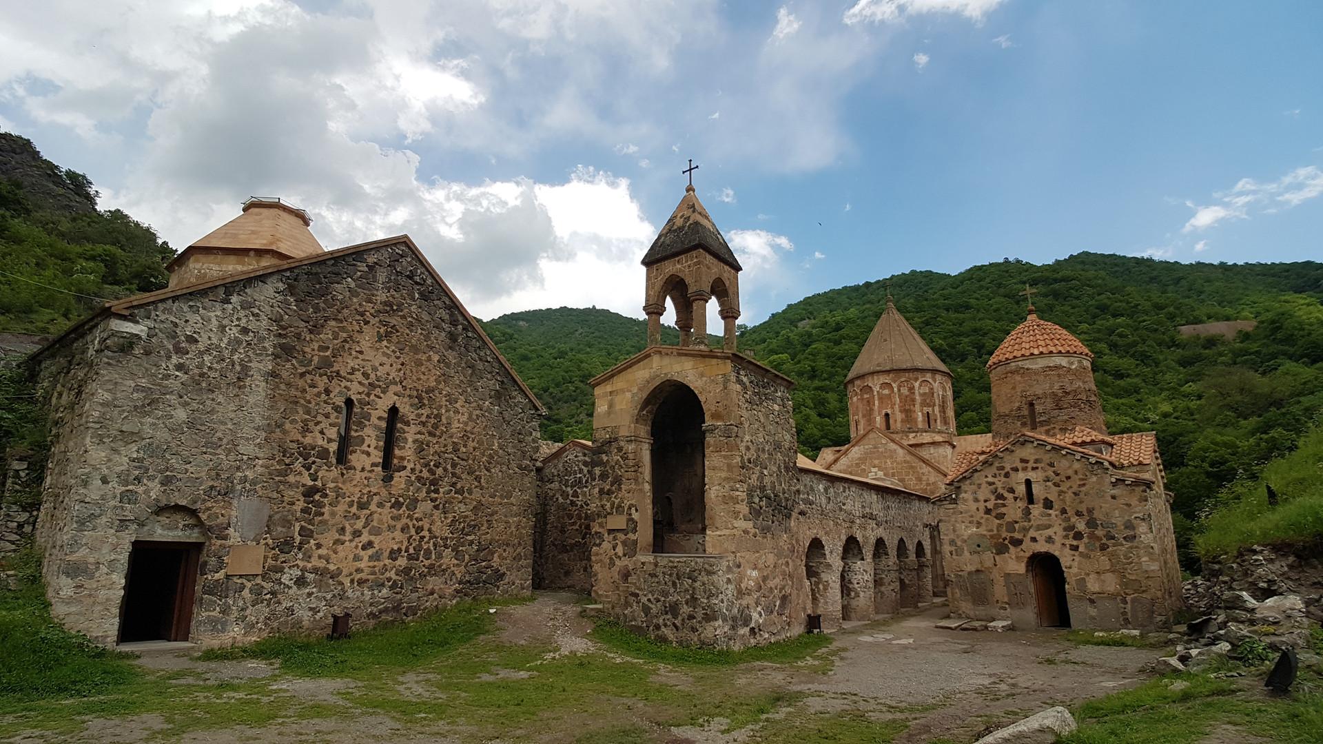 Церковь Дадиванк