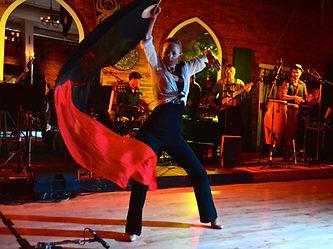 Maria Avila Flamenco Dancer