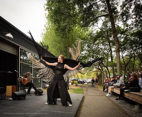 Calle Verde Flamenco Vancouver