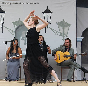 Flamenco Dancer Maria Avila