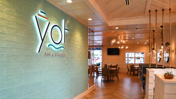 YOT Bar & Kitchen