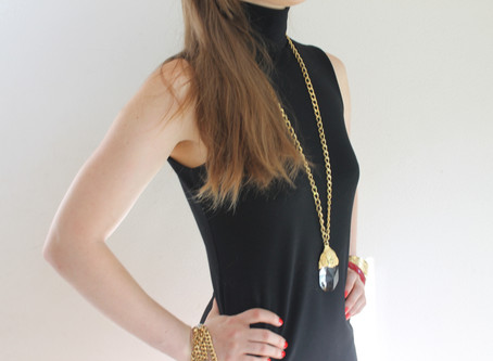 #8  LITTLE BLACK DRESS