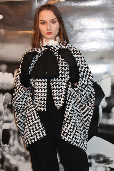 #2 LOOK MORE THAN JUST A CHIC CAPE