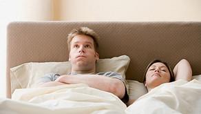 เทคนิคการนอนหลับภายใน 60 วินาที