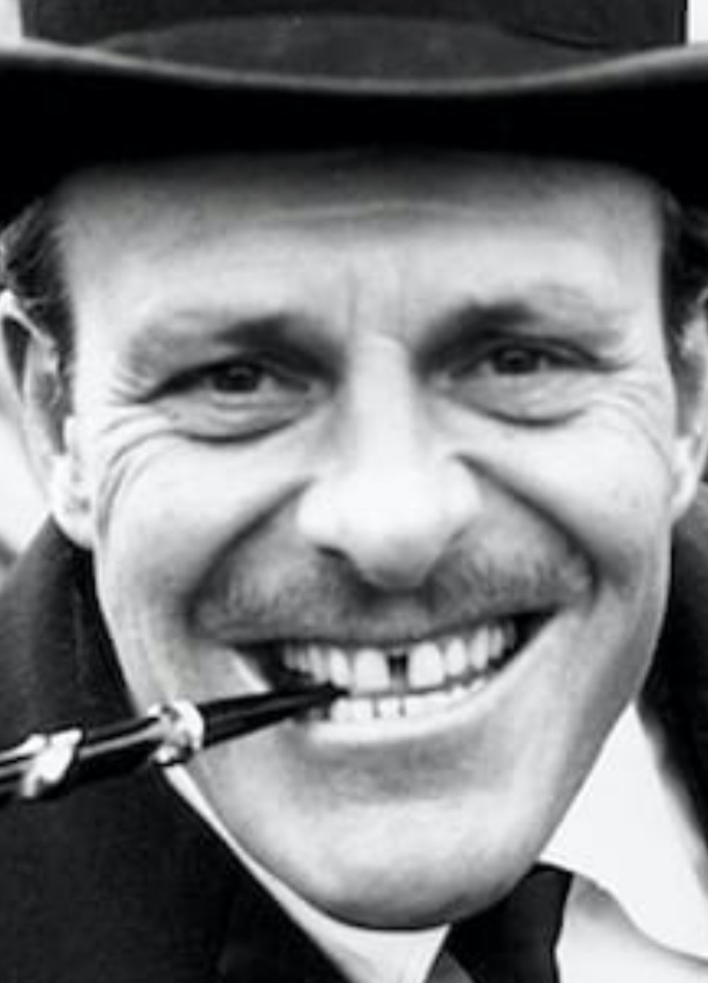 Famous British actor, Terry Thomas