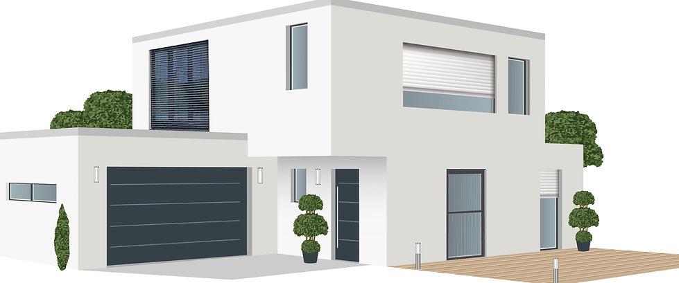 Maison connectée : volet, portes de garage, protections solaires, moustiquaire, domotique