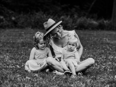 Mother Daughter Session - June 2020