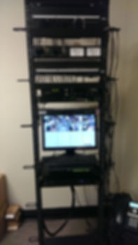 Avaya IP Office, VOIP, IP Camera system, CCTV, Data Rack