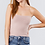 Thumbnail: Knit Me Up Tube Top - Pale Pink