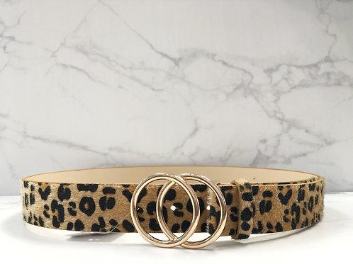 Trend Setter Belt - Leopard