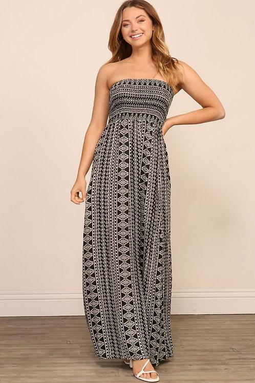 Sway With Me Maxi Dress