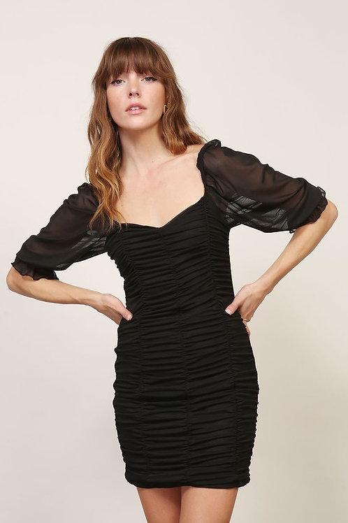 City Strut Dress - Black