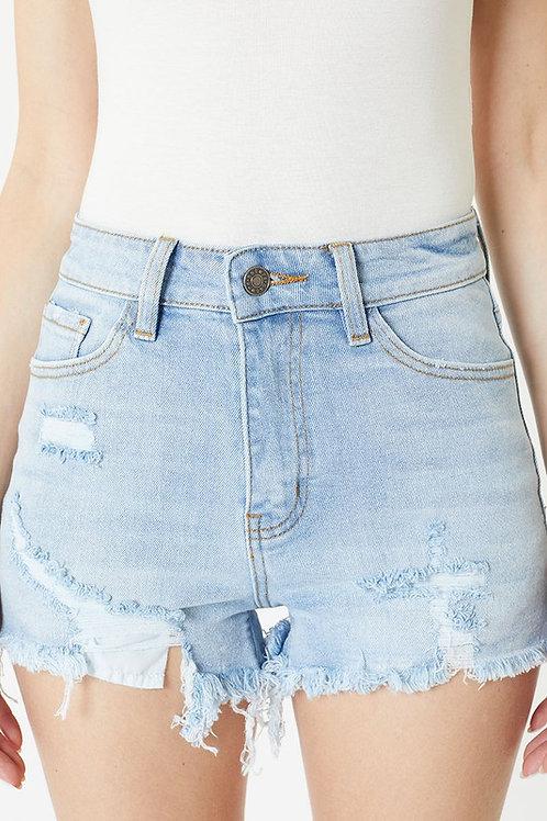 Day Light  Denim Shorts