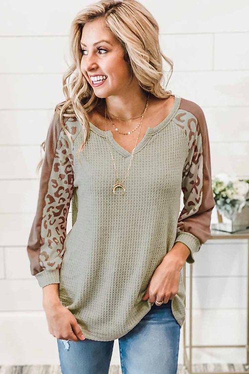 The Perfect Print Top