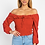 Thumbnail: The Sweet Talker Top - Red