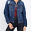 Thumbnail: Chilling With You Denim Jacket - Dark Wash