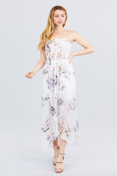Song Of Spring Maxi - Ivory