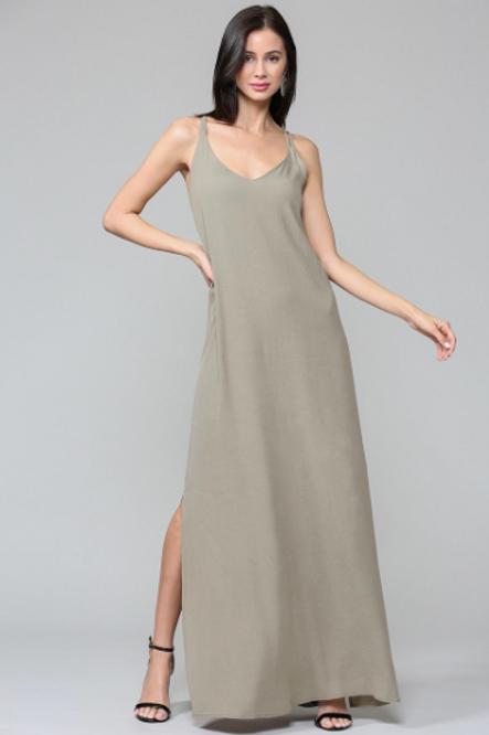 Free Spirit Maxi Dress