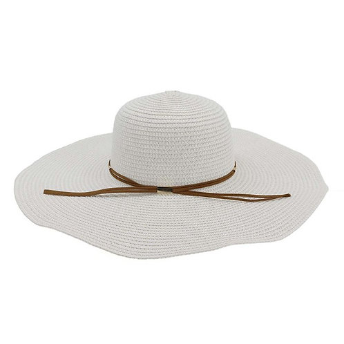 The Moroccan Nights Hat - Off White