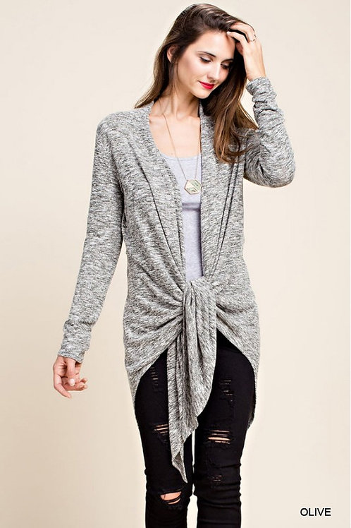 Not Your Casual Cardi