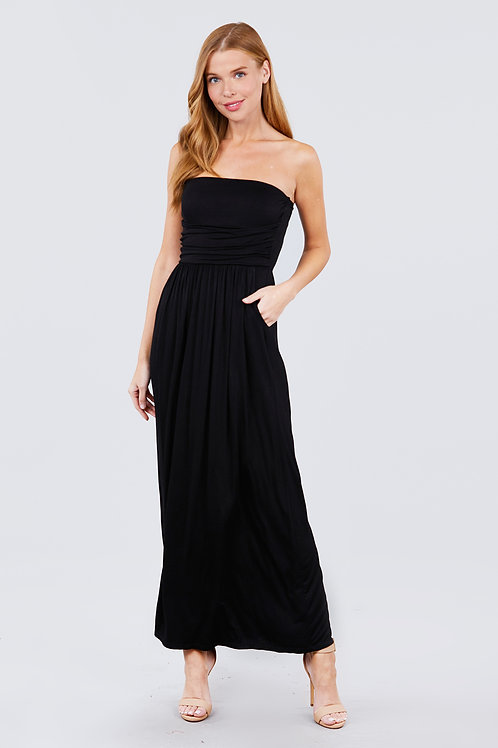 Bora Bora Maxi Dress - Black