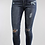 Thumbnail: Meet Me Downtown Ripped Denim Jeans - Medium Wash