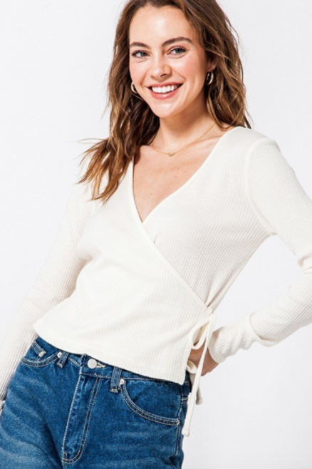 Better Together Top - Cream