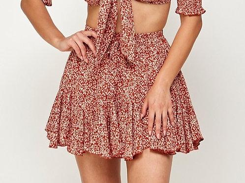 The Autumn Breeze Skirt