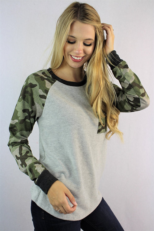 Disguise My Love Top