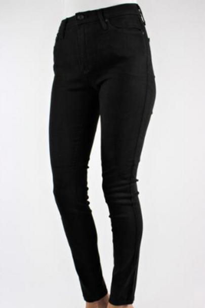 City View Black Denim Jeans