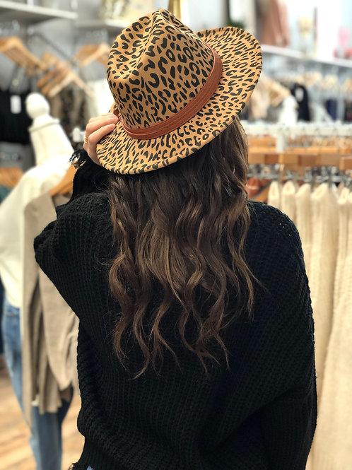 Livin' A Wild Life Hat - Light Khaki