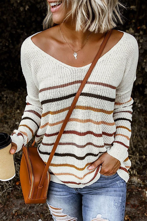 Down The Line Sweater