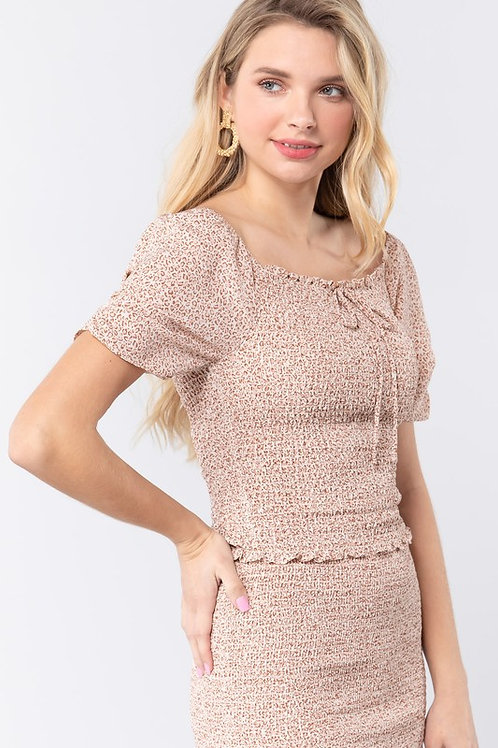 Leap Into Spring Top