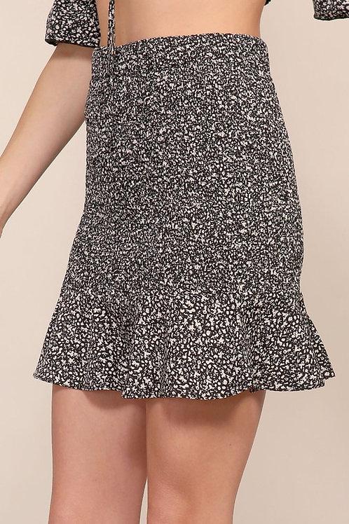 The Melrose Skirt
