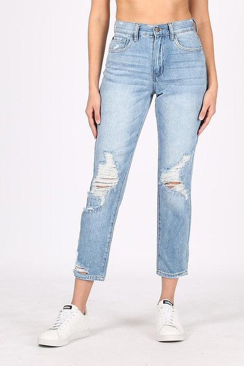Everyday Girl Mom Jeans
