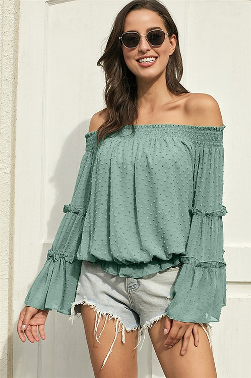 Once In A Day Dream Top
