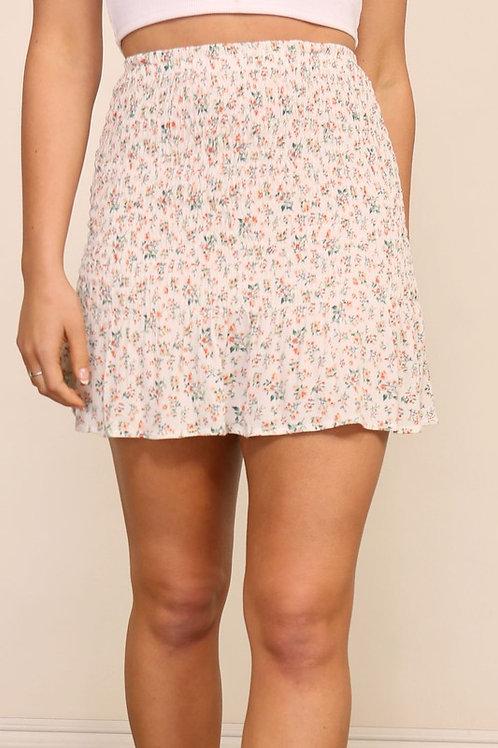 The Lake House Skirt - Off White