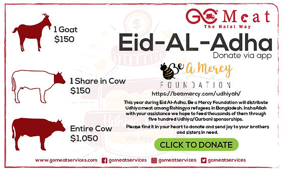 PROMOTIONS   GoMeatServices   Halal Meat, Food & Grocery