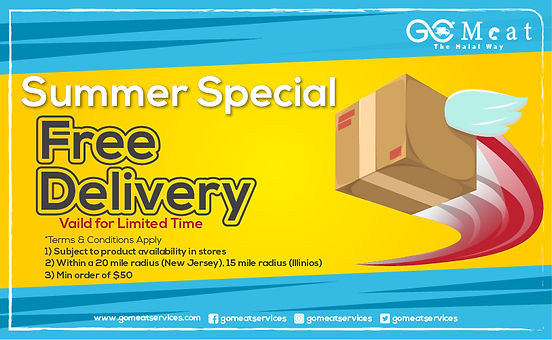 Discount coupons Summer Free Delivery.jp