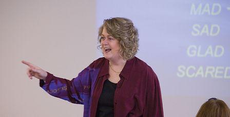 Patricia Clason Speaking