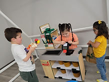 Open play and private play space for kids in Hoboken NJ