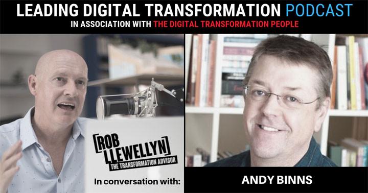Leading Digital Transformation Podcast