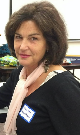 Maureen Hourihan Author