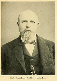 Charles Beebe Portrait