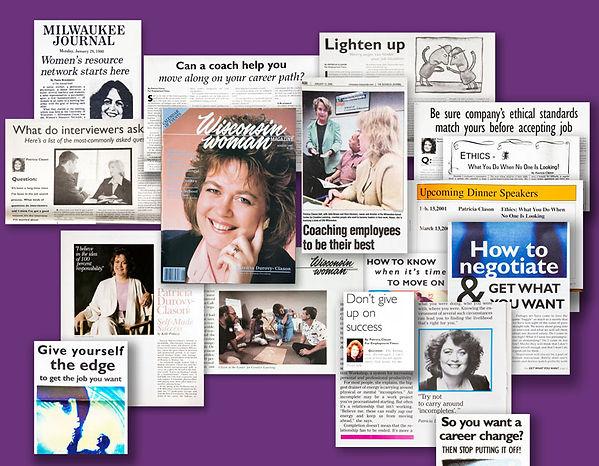 Patricia Clason Articles