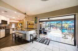 Kitchen / Lanai