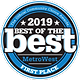 2019 best of metrowest award for garden center