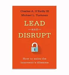 Lead and Disrupt Book